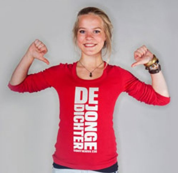 Finalisten Jonge Dichter des Vaderlands bekend